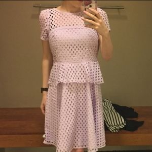 Banana Republic Eyelet Dress size 0